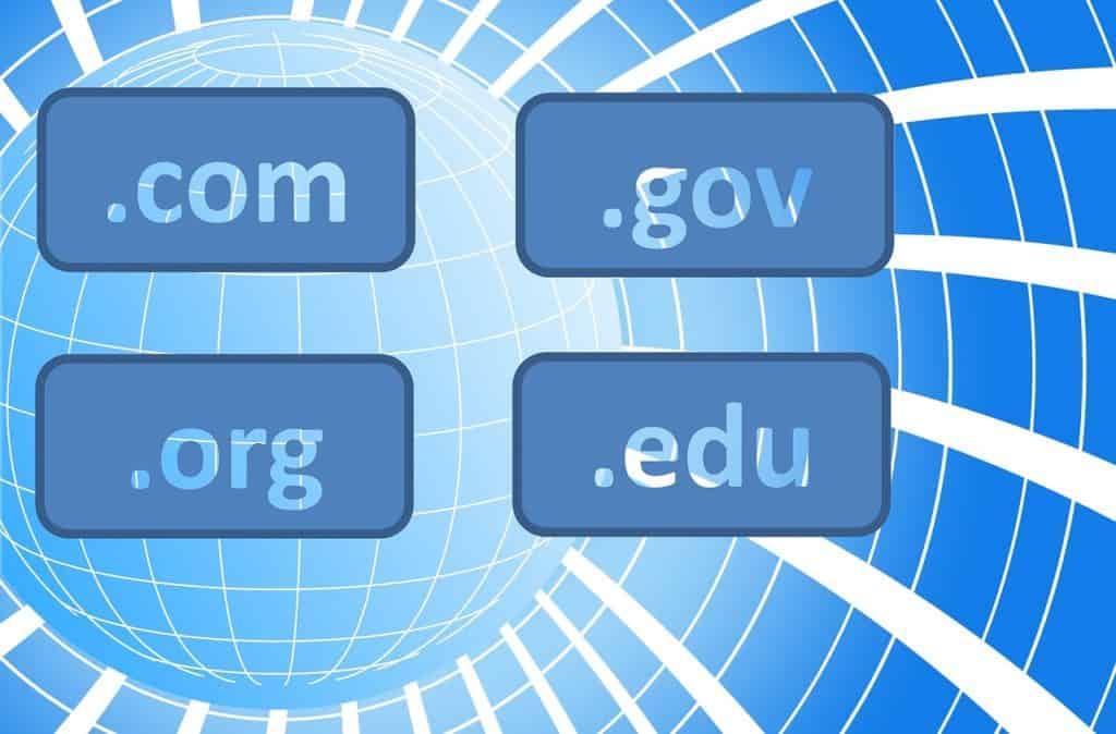 domain selection